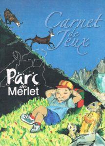 Carnet de jeux Parc de Merlet