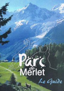 "Booklet  ""Parc de Merlet information"""