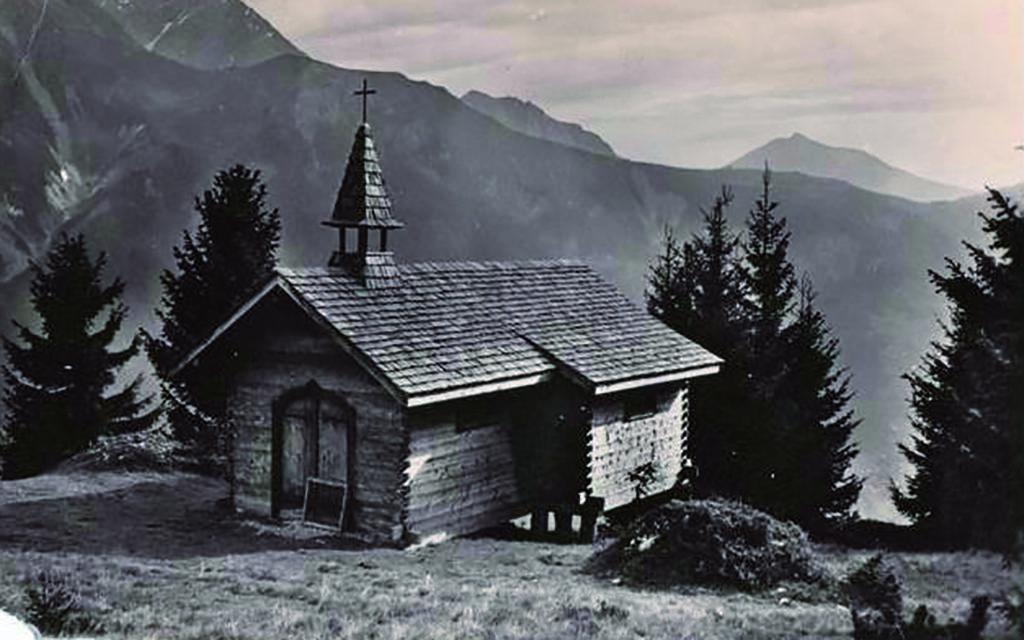La chapelle de Merlet