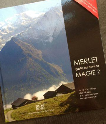 Livre Merlet, quelle est donc ta magie ?