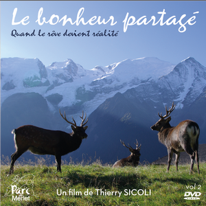 """""""Shared happiness at Parc de Merlet"""" DVD"""