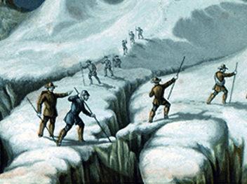 a la découverte des glaciers à chamonix