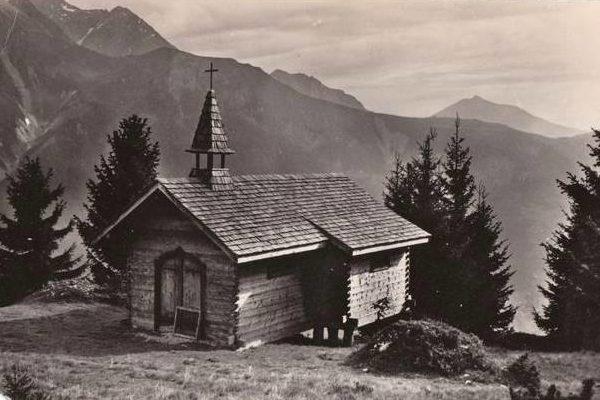 Chapelle de Merlet
