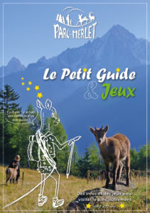 "The ""Petit guide et jeux"" booklet of Merlet"